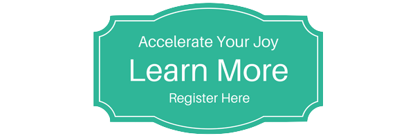 Accelerate Your Joy Button
